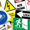 Señalización de seguridad industrial