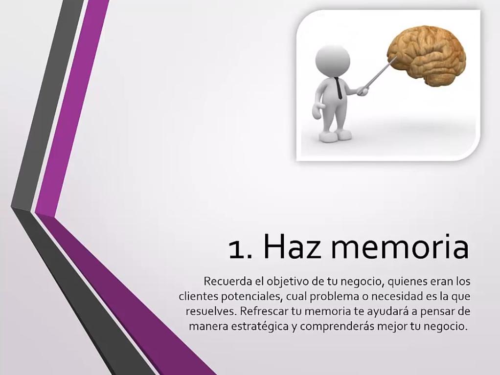 Haz memoria