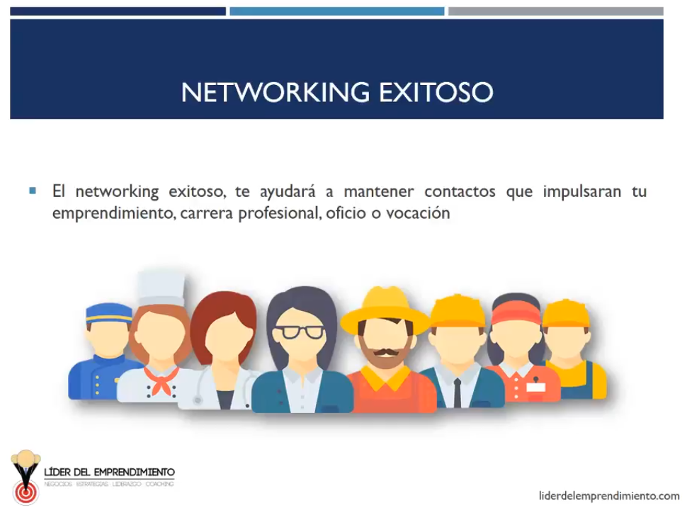 Networking exitoso