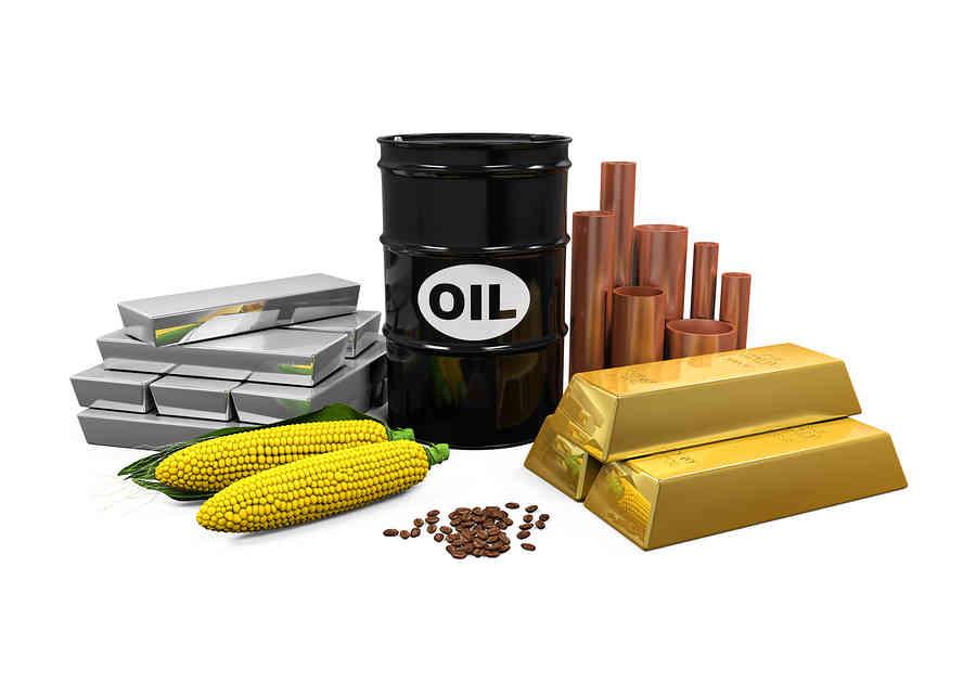 ¿Qué son las materias primas?