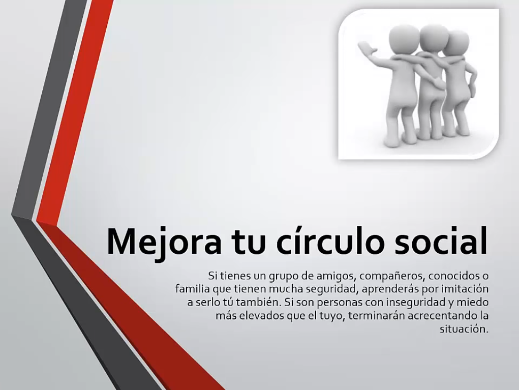 Mejora tu círculo social
