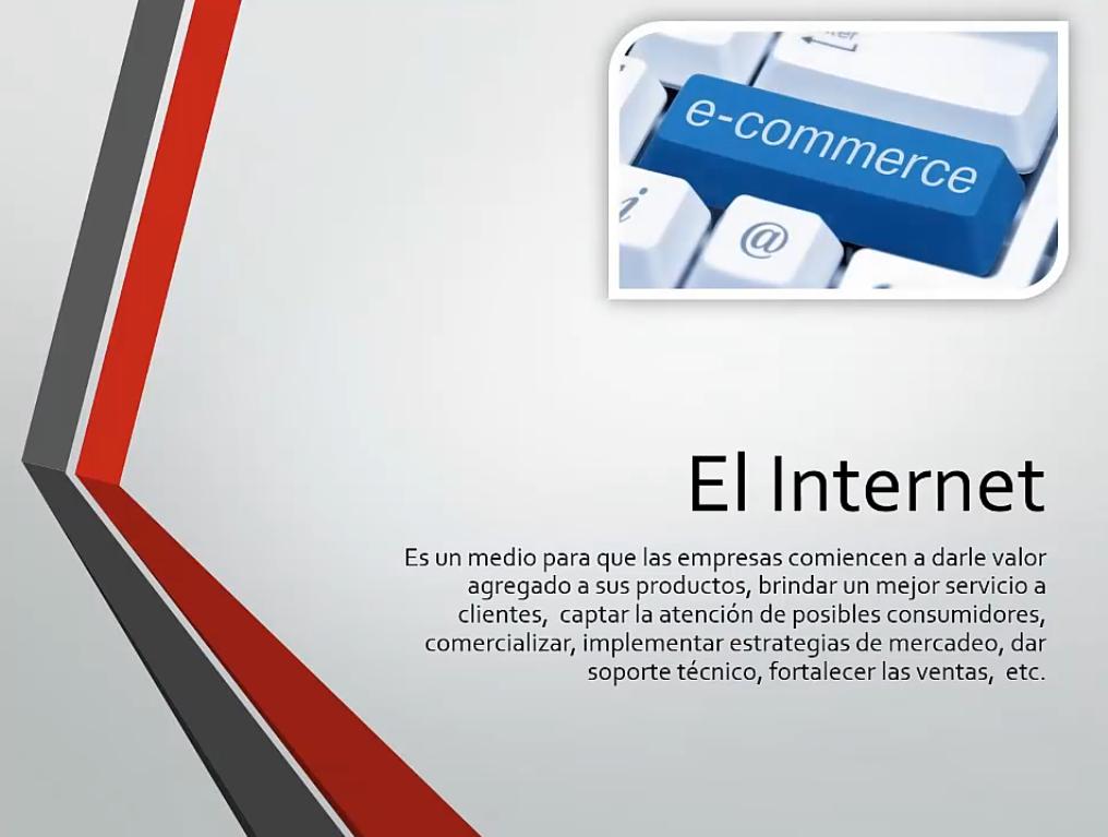 Uso del internet para innovar en las empresas
