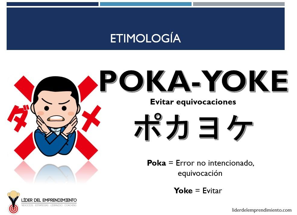 Significado Poka Yoke