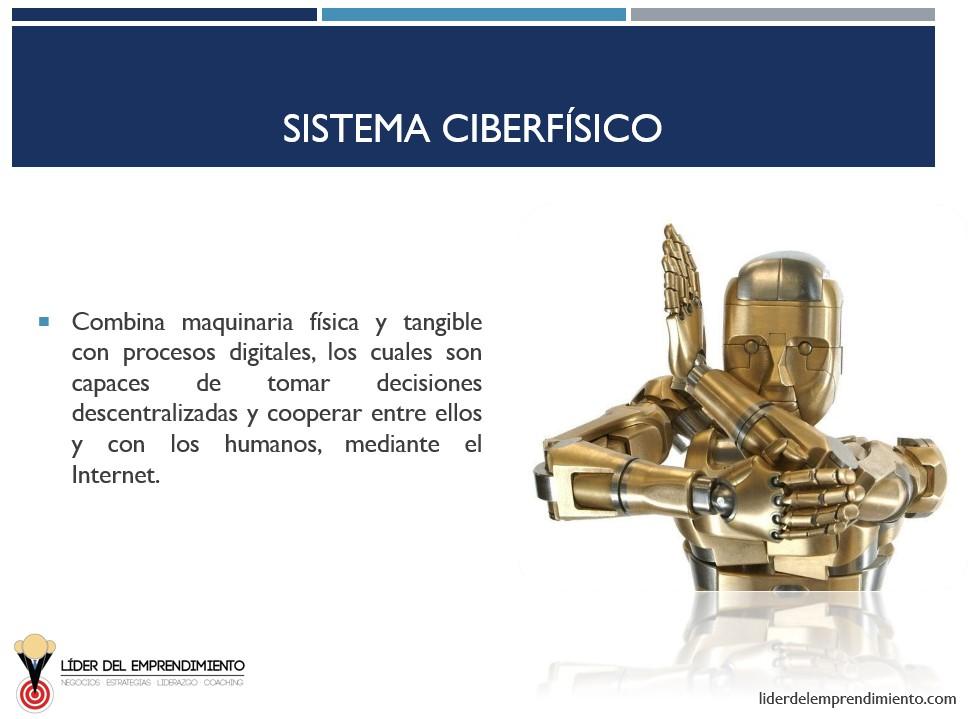 Sistema Ciberfísico