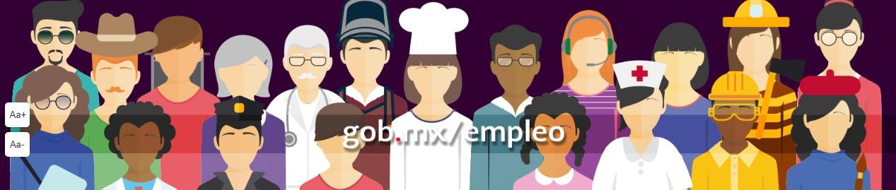 Portal del empleo de México