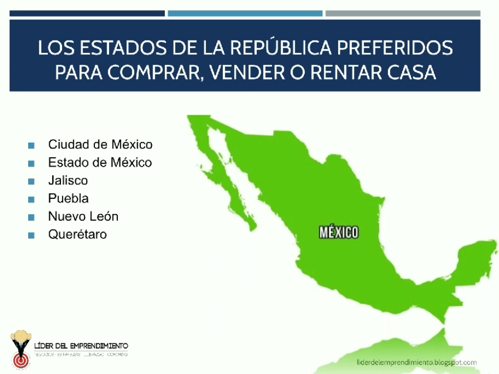Los mejores estados de México para vivir