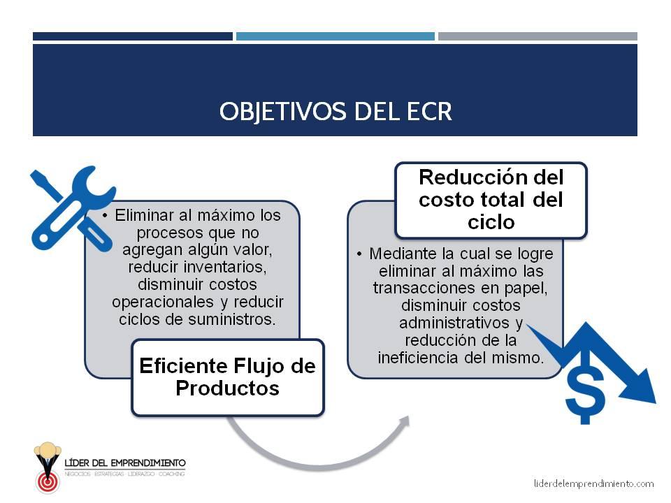 Objetivos de la Respuesta Eficiente al Consumidor